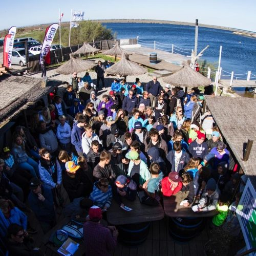 Coupe du Monde Junior de Kitesurf Freestyle J-1