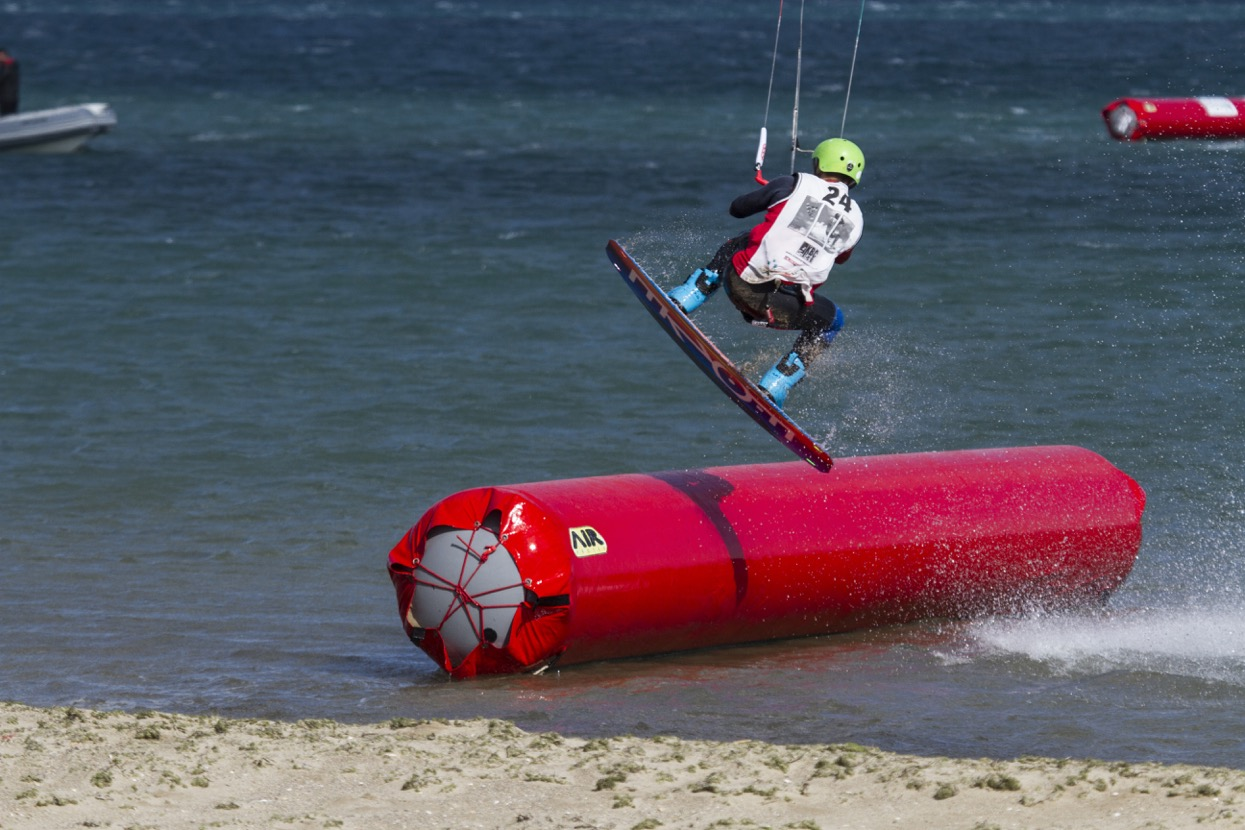 Championnat de France de Kite Boarder Cross 2016