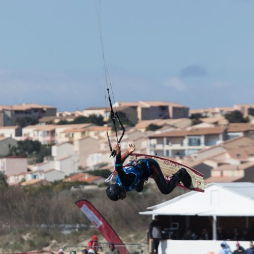 Coupe du Monde Junior de Kitesurf Freestyle 2016