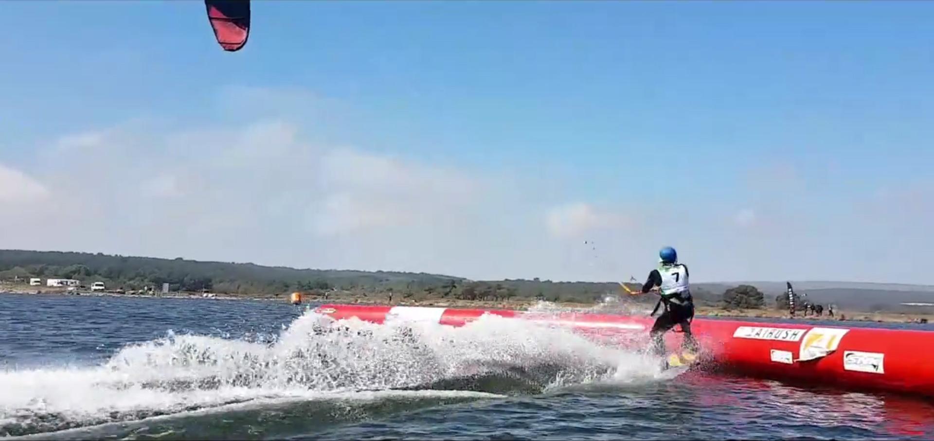 Vidéo officielle de la Coupe de France de Kite BoarderCross